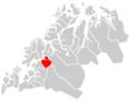 Sørreisa kart.png