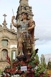 Michael (archangel) - Wikipedia