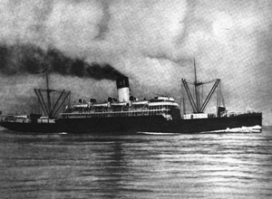 SS Antilles (1907) - Southern Pacific Steamship Company's SS Antilles torpedoed while opeating as Army chartered U.S.A.C.T. Antilles