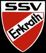 SSV Erkrath Logo 1979-1993