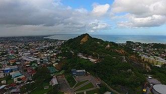 San Fernando, Trinidad and Tobago - San Fernando Hill