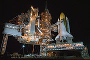 STS-129 Payload Canister 2