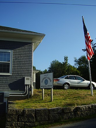 Southwest Harbor, Maine - Southwest Harbor Town Offices