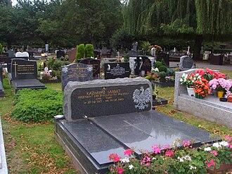 Kazimierz Sabbat - Grave of President Kazimierz Sabbat