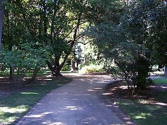 University Arboretum at California State University, Sacramento - University Arboretum