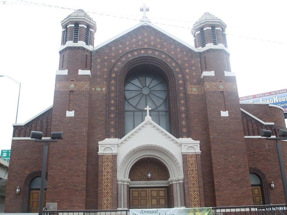 Sacred Heart Catholic Church, Wichita Falls, TX IMG 7043