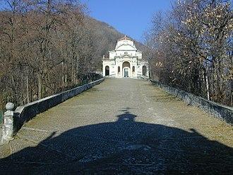Province of Varese - Chapel n°5, Sacro Monte di Varese