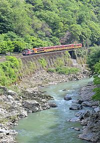 Sagano scenic railway hotsukyo.jpg