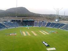Subrata Roy Sahara Stadium At Gahunje The Home Ground Of Pune Warriors India From 2012 2013
