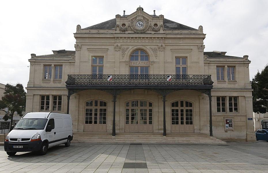 Théâtre municipal de Saint-Dizier.