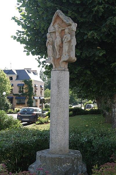 Croix Catherine à Saint-Marcel.
