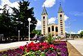 Saint James Church (St. Jakov) Medjugorje - Hotel Pansion Porta - Bosnia Herzegovina - Creative Commons by gnuckx (4695244296).jpg
