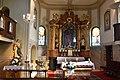 Saint James the Greater Church Eisenberg an der Pinka Interior 01.JPG