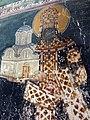 Saint Milutin, fresco in Studenica.jpg