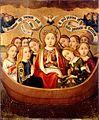 Sainte Ursule et ses compagnes dans une nef.jpg