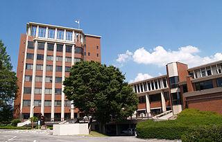 Saku, Nagano City in Chūbu, Japan