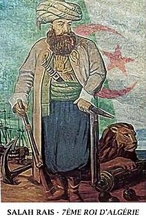 Salah Rais Ottoman Empire admiral
