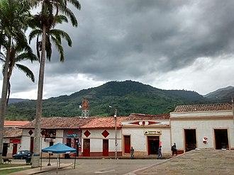 Salazar de las Palmas - Image: Salazar de las Palmas Nde S