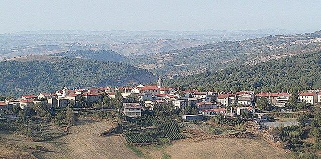Salle, Abruzzo