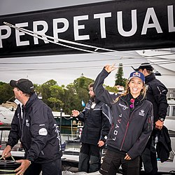 Sally Fitzgibbons aboard super-maxi yacht Perpetual Loyal.jpg