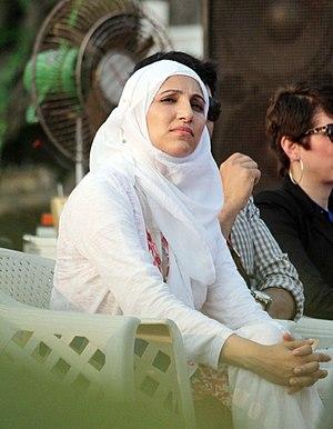 Salma Yaqoob - Yaqoob in May 2013