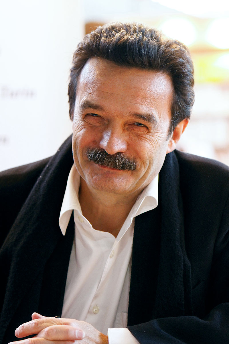 Edwy Plenel au salon du livre de Paris 2011. | Photo : Wikimedia Commons