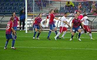 FK Senica - Image: Salzburg Senica 50