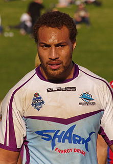 Sam Tagataese New Zealand rugby league player