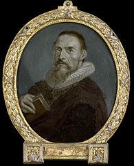 Portrait of Samuel Ampzing (ca.1591-1632)