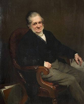 Samuel Lines - Samuel Lines (1863) by William Thomas Roden
