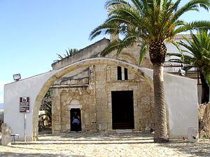 Selargius - San Lussorio Church