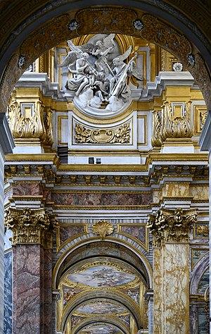 Church Of San Carlo al Corso, Rome