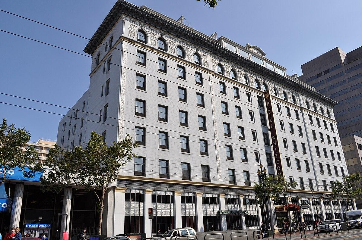 Hotel Whitcomb Wikipedia