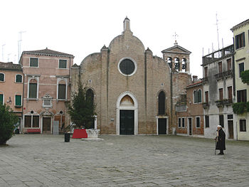 San Giovanni Battista in Bragora Venezia