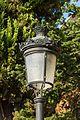 San Jeronimo lamp post Granada Andalusia Spain.jpg