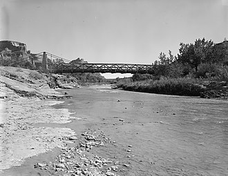 Emery County, Utah - San Rafael Bridge in Emery County.