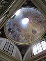 San filippo neri, fi, int., cappella del sacramento, affreschi di luigi sabatelli.JPG