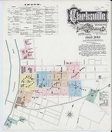 Memphis Clarksville And Louisville Railroad Wikipedia