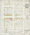Sanborn Fire Insurance Map from Hennessey, Kingfisher County, Oklahoma. LOC sanborn07122 001-1.jpg