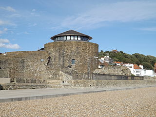 Grade I listed Device Fort in Shepway, United Kingdom