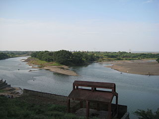Bhima River river in India