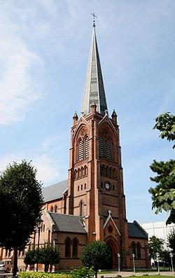 jakobs kirke roskilde