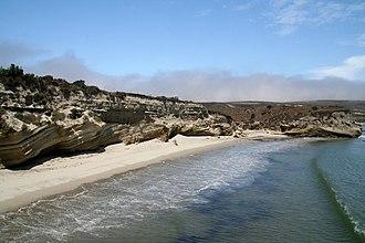 Santa Rosa Island (California) - Image: Santa rosa beach
