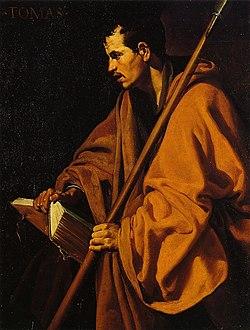Santo Tomás, by Diego Velázquez.jpg