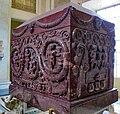 Sarcofago di costanza, 354 ca., da via nomentana, 07.JPG