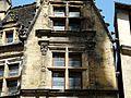 Sarlat-la-Canéda maison La Boétie fenêtres.JPG