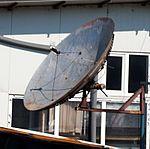 Satellite dish in Ramnicu Valcea.jpg