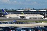 Saudi Arabian Airlines, Boeing 777-368ER, HZ-AK17 (18655616258).jpg