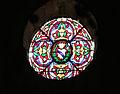Sauvian St-Corneille-et-St-Cyprien vitrail 2.jpg