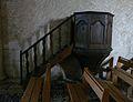 Savignac-Lédrier église chaire (1).JPG